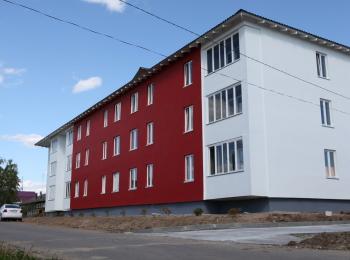 Новостройка Жилой дом на ул. Урожайная